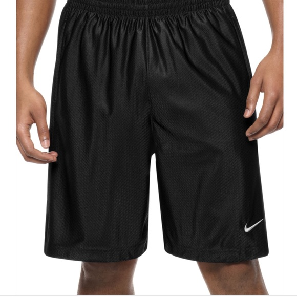 Nike Men Black Basketball Shorts size L